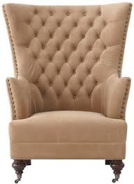 Gordon Tufted Chair Delia Tufted Wingback Chair From Home Decorators Home Decor And