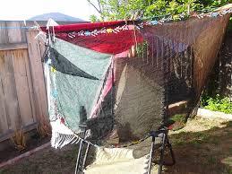 diy backyard tent miss corrigan