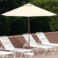 Patio Table Umbrellas Patio Furniture Umbrella Base Double Chaise Lounge Chair Outdoor