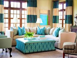 teal living room curtains 27 cute interior and blue and brown