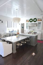 center islands for kitchens t shaped kitchen island with seating the center island has a