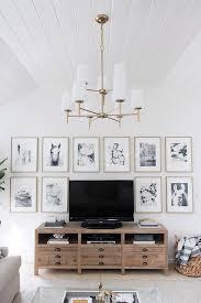 One Room Challenge Family Room Reveal Art Pieces Decorating And TVs - Decorating your family room
