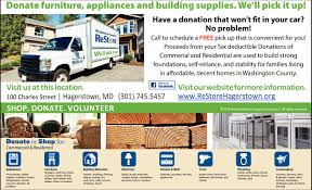 Donate Used Furniture by Donate Furniture Appliances And Building Supplies We U0027ll Pick It