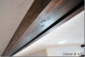 Fake Ceiling Beams by Beam Me Up Scotty Ceiling Faux Beams And Walls