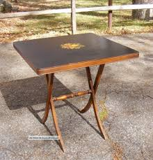 Folding Wood Card Table Antique Folding Wooden Card Table Folding Table Ideas