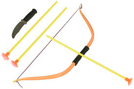 bow and arrow halloween costume amazon com small bow and arrow set toy 5pc per package toys