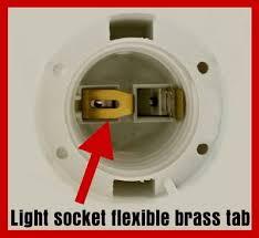 light bulb socket fan fix ceiling fan light socket trweb for
