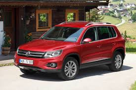 volkswagen suv 2014 2014 volkswagen tiguan information and photos zombiedrive