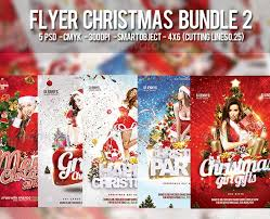 14 best christmas flyer templates templendo a fresh look to