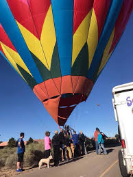 Seeking Balloon 2017 Rocks Rally