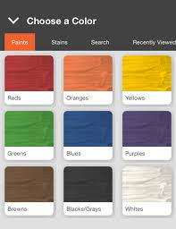 colour for home home depot s project paint app adds color to omnichannel strategy