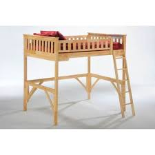 night and day ginger loft bunk bed beyond stores