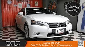 lexus rx200t used รถสปอร ตม อสอง lexus gs250 by tnp used cars รถสปอร ตม อสอง youtube