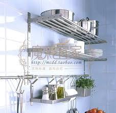ikea etageres cuisine etagere inox cuisine ikea en acier inoxydable tag re murale