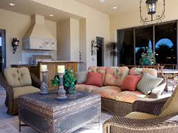 Outdoor Living Patio Ideas by Furnishing Your Outdoor Room Hgtv