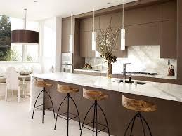 kitchen island 17 interior decorating ideas have dark brown