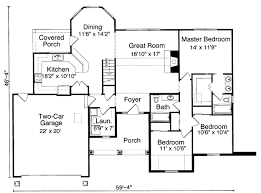 Foyer Plans Traditional House Plan 161013 Ultimate Home Plans