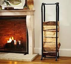 home depot log holders fireplace holder pottery barn o smrtphone