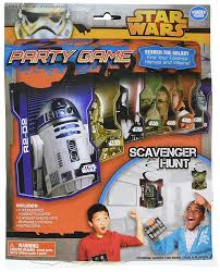 20 star wars party games that are out of this galaxy