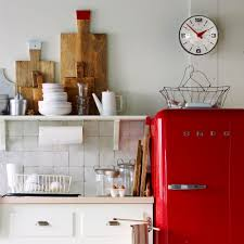 tendance le frigo smeg cuisine kitchens and storage design