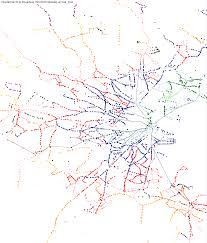Mbta Map Commuter Rail by Mbta Travel Time And Travel Speed Maps