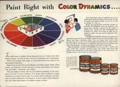 elles heart loves art color charts