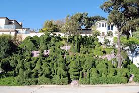 San Diego Home And Garden Show by Harper U0027s Topiary Garden U2013 San Diego California Atlas Obscura
