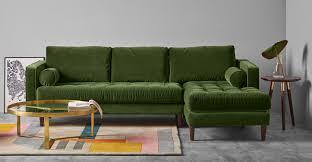 canap d angle vert canape meridienne 2 places maison design hosnya com