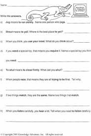 3rd grade ela worksheets worksheets