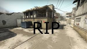 dust map dust2 has been removed from competitive csgo map pool