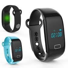 heart monitor bracelet iphone images Newest dynamic heart rate monitor sleep tracker pedometer smart jpg
