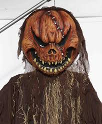halloween prop motors 12 u0027 scary pumpkin halloween prop walmart com
