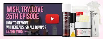 best korean skin care deals black friday 2017 wishtrend korean beauty skin care u0026 makeup products wishtrend