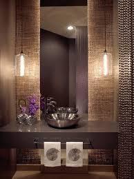 Bathroom Pendant Lighting - 101 best bathrooms images on pinterest bathroom ideas room