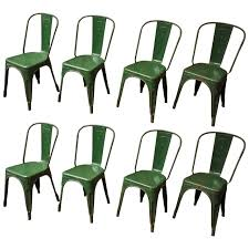 Printed Chairs by Vintage Tolix