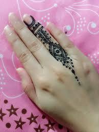 small mehndi design for finger tutorial jagua henna temporary