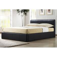 Where Can I Buy A Cheap Bed Frame Awesome Furniture Store Faux Leather Beds 2 Intended For