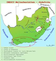 Drakensberg Mountains Map Südafrika Sehenswürdigkeiten Unesco Welterbestätten Goruma