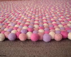 Lavender Rugs For Nursery Lavender Rug Etsy