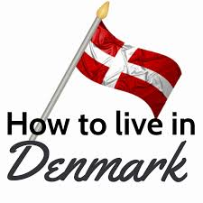 order how to live in denmark book