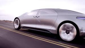 mercedes autonomous car driver less car mercedes f 015
