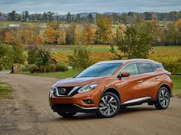 nissan murano trunk space 2016 nissan murano quality review the car connection