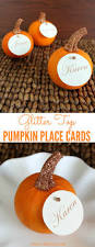 thanksgiving glitter images glitter top pumpkin place cards glitter top place card and