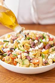 pasta salad with mayo how to make the best pasta salad without mayo kitchn