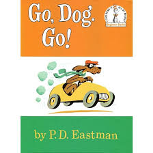 go dog go hardcover by p d eastman target