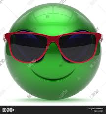 smiley alien face cartoon cute image u0026 photo bigstock
