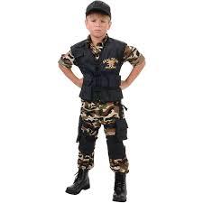 amazon boys halloween costumes amazon com navy seal team deluxe kids costume toys u0026 games