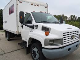nissan box van 2005 chevrolet 4500 box truck u2013 top notch vehicles