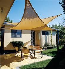 Backyard Canopy Ideas by Exterior 22 Diy Sun Shade Ideas Homebnc Backyard Canopy Canvas