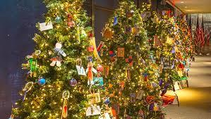 christmas tree christmas knights of columbus museum